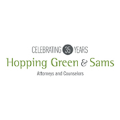 Hopping Green & Sams